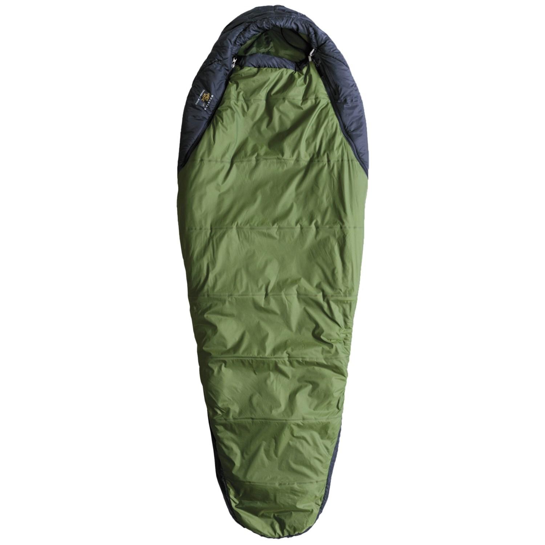 Mountain Hardwear 15 u00b0F UltraLamina Sleeping Bag Long, Synthetic, Mummy