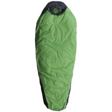 Mountain Hardwear 20°F Spectre Down Sleeping Bag - 800 Fill Power, Mummy in Backcountry Green - Closeouts