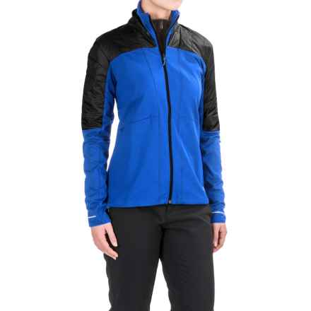 Mountain Hardwear 32 Degree Jacket - Insulated (For Women) in Bright Island Blue - Closeouts