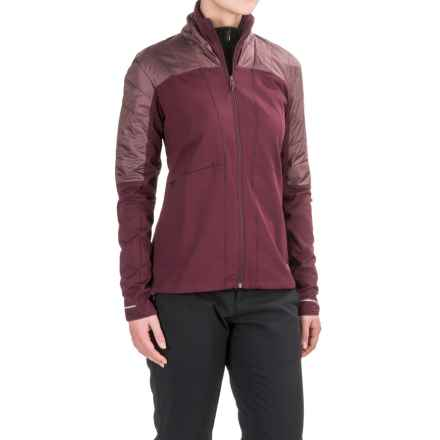 Mountain Hardwear 32 Degree Jacket - Insulated (For Women) in Marionberry - Closeouts