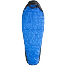 Mountain Hardwear 32°F Phantom Down Sleeping Bag - 800 Fill Power, Long (For Women) in Fresh Blue - Closeouts
