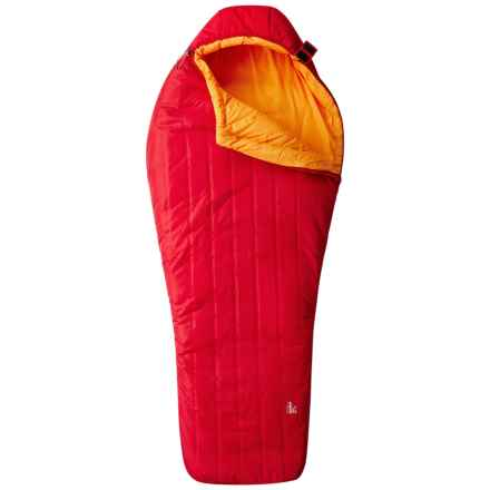 Mountain Hardwear 35°F Hotbed Spark Sleeping Bag - Mummy in Rocket - Closeouts