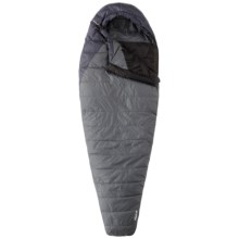 Mountain Hardwear 45°F Hibachi Mummy Sleeping Bag - 600 Fill Power in Graphite - Closeouts