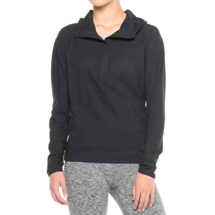 Mountain Hardwear AC Hoodie (For Women) in Black - Closeouts