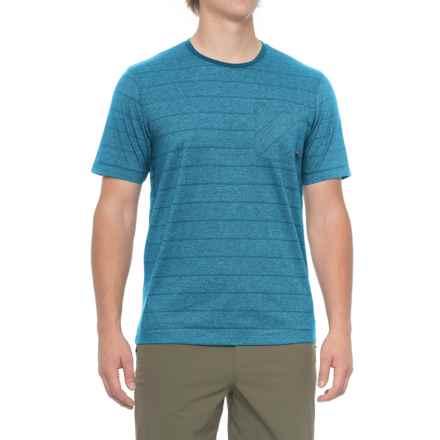 Mountain Hardwear ADL T-Shirt - Short Sleeve (For Men) in Phoenix Blue - Closeouts