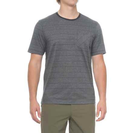 Mountain Hardwear ADL T-Shirt - Short Sleeve (For Men) in Shark - Closeouts