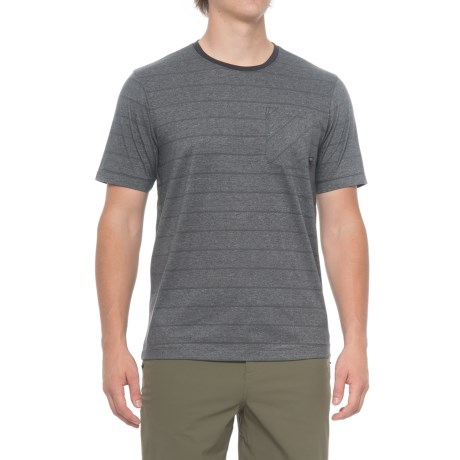 Mountain Hardwear ADL T-Shirt - Short Sleeve (For Men) in Shark