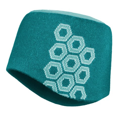 Mountain Hardwear Agena Beanie Hat (For Women) in Deep Turquoise