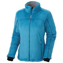 Mountain Hardwear AirShield Monkey Woman Jacket - Polartec® Thermal Pro® (For Women) in Oxide Blue - Closeouts