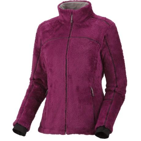 Mountain Hardwear AirShield Monkey Woman Jacket - Polartec® Thermal Pro® (For Women) in Oxide Blue
