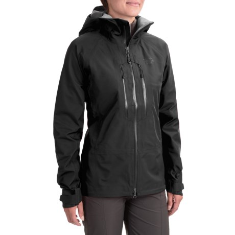 Mountain Hardwear Alchemy Dry.Q® Elite Jacket - Waterproof (For Women)