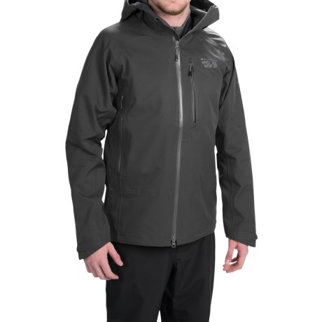 Mountain Hardwear Alchemy Hooded Dry.Q® Elite Jacket - Waterproof (For Men)