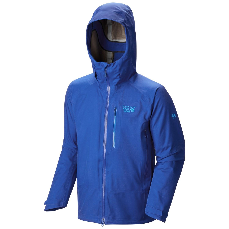 Mountain Hardwear Alchemy Hooded Dry.Q® Elite Jacket (For Men)