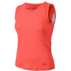 Mountain Hardwear Aliso Tank Top (For Women) in Sea Salt