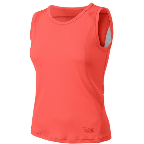 Mountain Hardwear Aliso Tank Top (For Women) in Poppy Red