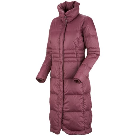 Mountain Hardwear Allston Down Coat - 650 Fill Power (For Women) in Seminole