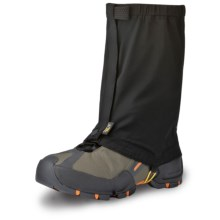 Mountain Hardwear Alpinismos Gaiters (For Men) in Black - Closeouts