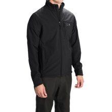 Mountain Hardwear Android 2 Soft Shell Jacket (For Men) in Black - Closeouts