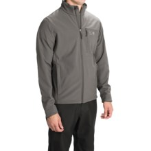 Mountain Hardwear Android 2 Soft Shell Jacket (For Men) in Titanium - Closeouts