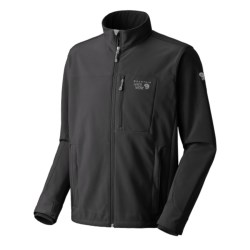 Mountain Hardwear Android  Soft Shell Jacket (For Men) in Duffel