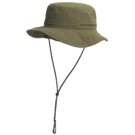 Mountain Hardwear AP Brim Hat (For Men and Women) in Peatmoss - Closeouts