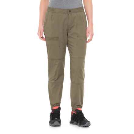 Mountain Hardwear AP Scrambler Pants (For Women) in Stone Green - Closeouts