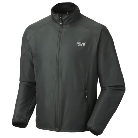 Mountain Hardwear Apparition Jacket (For Men) in Black