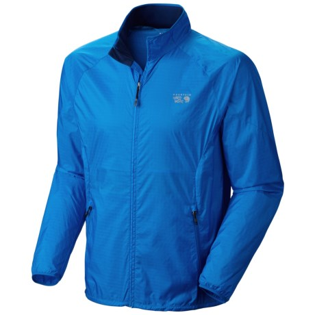 Mountain Hardwear Apparition Jacket (For Men) in Hyper Blue