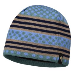 Mountain Hardwear Ara Dome Beanie Hat - Wool (For Women) in Sea Green