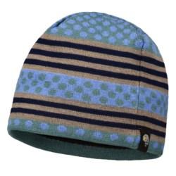 Mountain Hardwear Ara Dome Beanie Hat - Wool (For Women) in Sea Green
