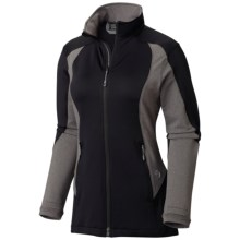 Mountain Hardwear Arlanda II Jacket (For Women) in Black/Graphite - Closeouts
