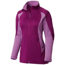 Mountain Hardwear Arlanda II Jacket (For Women) in Dark Raspberry - Closeouts
