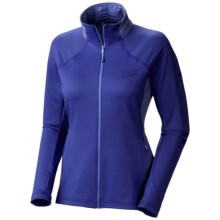 Mountain Hardwear Arlanda Jacket (For Women) in Nectar Blue - Closeouts