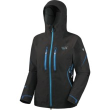 Mountain Hardwear Asteria Dry.Q Elite Jacket - Waterproof (For Women) in Black - Closeouts