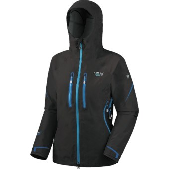 Mountain Hardwear Asteria Dry.Q Elite Jacket - Waterproof (For Women) in Black