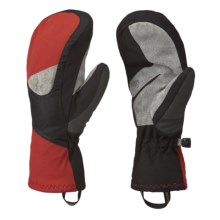 Mountain Hardwear Asteria Mittens - Waterproof, Insulated (For Women) in Red - Closeouts
