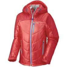 Mountain Hardwear B'Lady Jacket - Insulated (For Women) in Poppy/Ruby - Closeouts