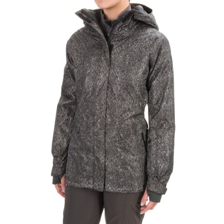Mountain Hardwear Back for More Ski Jacket - Waterproof, Insulated (For Women) in Black