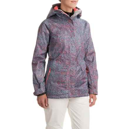 Mountain Hardwear Back for More Ski Jacket - Waterproof, Insulated (For Women) in Paradise Pink - Closeouts