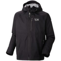 Mountain Hardwear Beacon Dry.Q® Elite Jacket - Waterproof (For Men) in Royal/Collegiate Navy