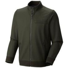 Mountain Hardwear Beemer Soft Shell Jacket (For Men) in Duffel - Closeouts
