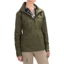 Mountain Hardwear Benicia Jacket (For Women) in Peatmoss - Closeouts