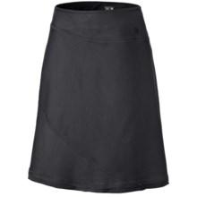 Mountain Hardwear Better Butter Skirt - UPF 50 (For Women) in Black - Closeouts