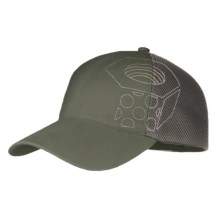 Mountain Hardwear Big Nut Flex Ball Cap - Organic Cotton (For Men) in Stone Green - Closeouts