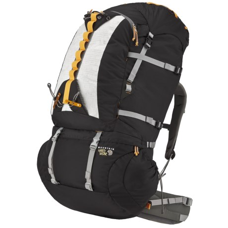Mountain Hardwear BMG 105 Backpack - Internal Frame in Black