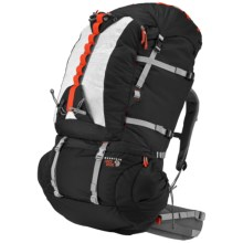 Mountain Hardwear BMG 105 Backpack - Internal Frame in Black - Closeouts
