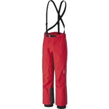 Mountain Hardwear Bokta Dry.Q Elite Pants - Waterproof (For Men) in Red - Closeouts