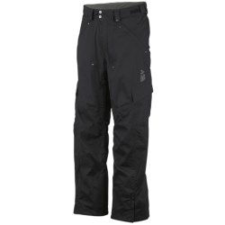 Mountain Hardwear Bomber Dry.Q Core Snow Pants - Waterproof (For Men) in Cordovan