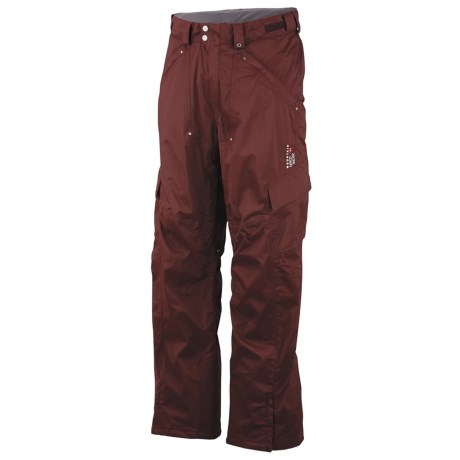 Mountain Hardwear Bomber Dry.Q Core Snow Pants - Waterproof (For Men) in Shiraz