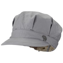 Mountain Hardwear Brigade Hat - UPF 50, Cotton-Hemp (For Women) in Steam - Closeouts